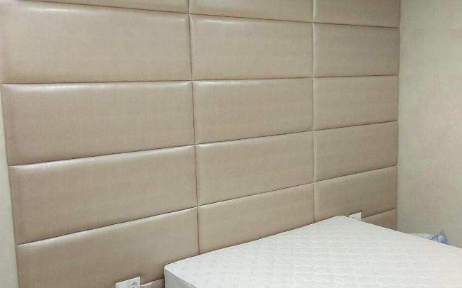 Мягкие стеновые панели 2 под заказ в Бресте
