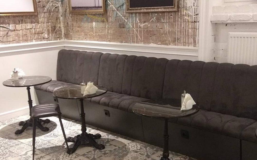 Мебель Denils 2 для кафе Параграф