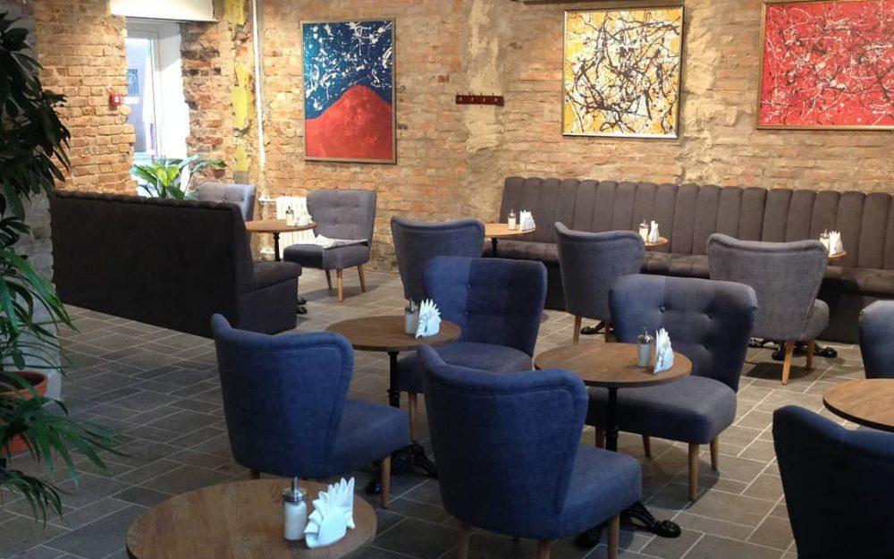 Мебель Denils 1 для кафе Параграф
