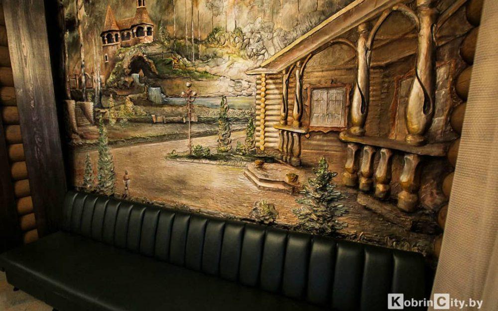 Мебель Denils 2 для парк-отеля Золотой жёлудь