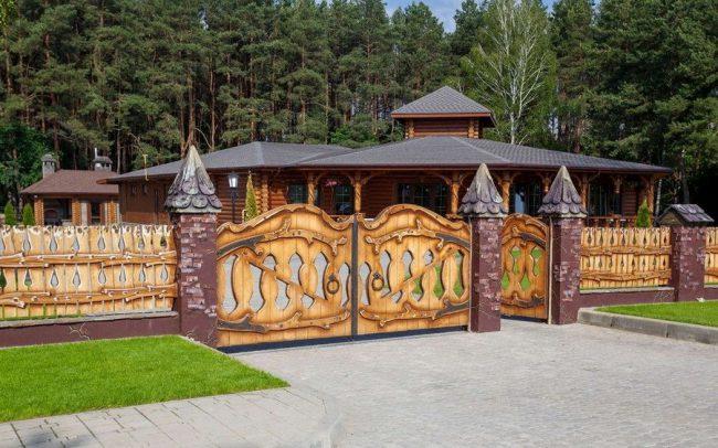 Парк-отель Золотой жёлудь