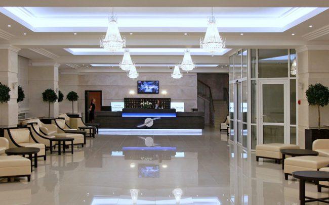 Мебель Denils 1 для гостиницы Интурист